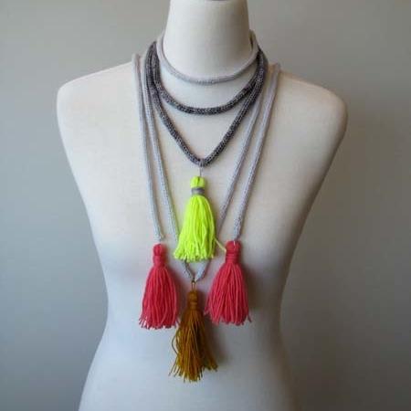 ambah tassel necklace 5