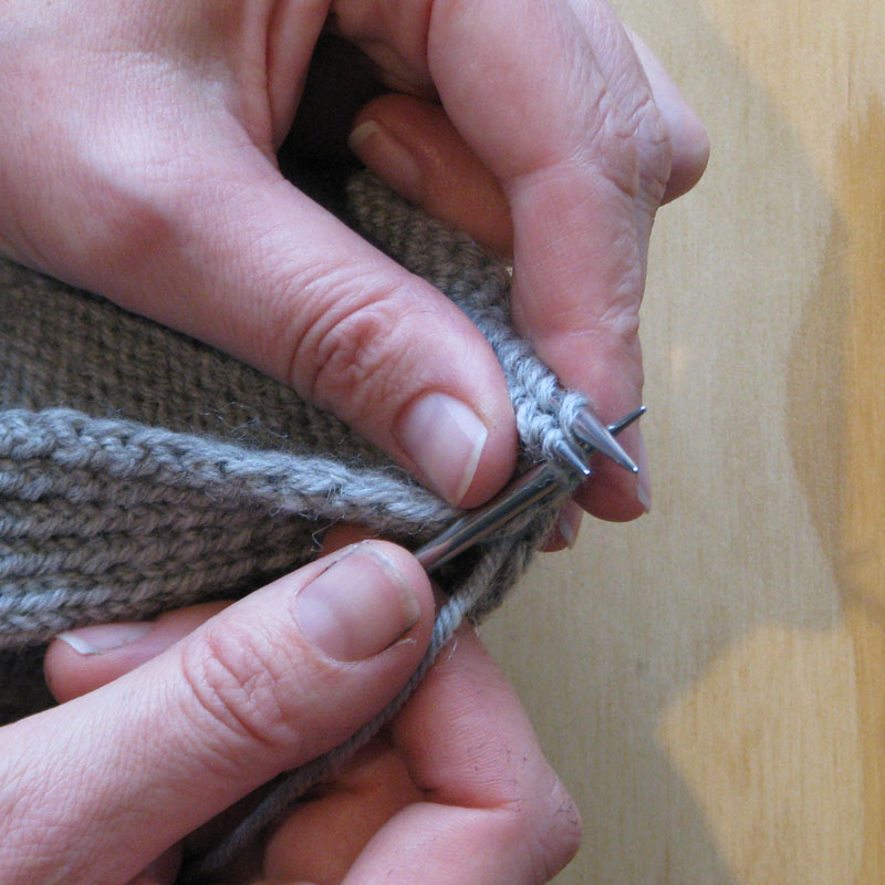 Tutorial: Three Needle Bind Off (3NBO) Ambah