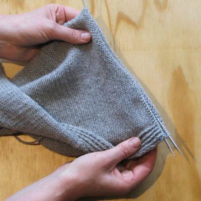 Tutorial: Three Needle Bind Off (3NBO)