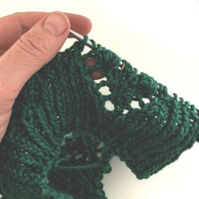 Tutorial : Half double crochet (3HDC) Bobble