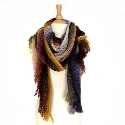 ADVENTURING SCARF + WRAP