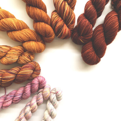 How to make Mini-Skeins
