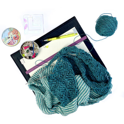 Knit Tips: Charts – Tracking your place